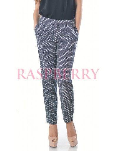 Cigarette Trousers - Pantaloni/Colanti/Jeans - Imbracaminte