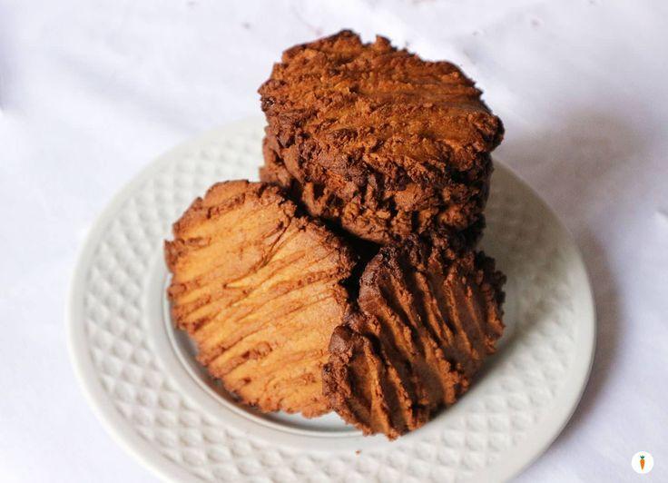 Biscotti+al+burro+di+arachidi+facili+e+veloci