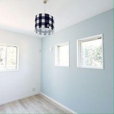 ギンガムチェック/アクセントクロス/新築/子ども部屋  /壁/天井のインテリア実例 - 2015-03-01 14:31:04 | RoomClip(ルームクリップ)