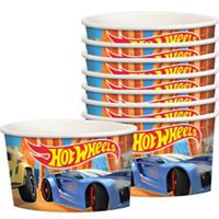 Hot Wheels Treat Cups 8ct - Party City