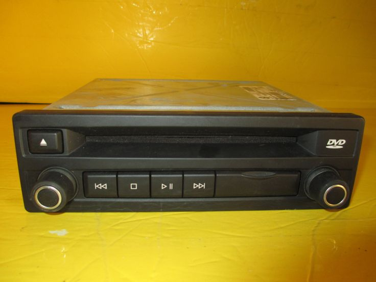 This DVD Player is for 2008 ~ 2011 BMW X5, BMW X6.Please compare the part number(s):  65.129181755 make sure to check with your local dealer before purchasing it.Note:please match you product with the picture, the product is in a very good condition