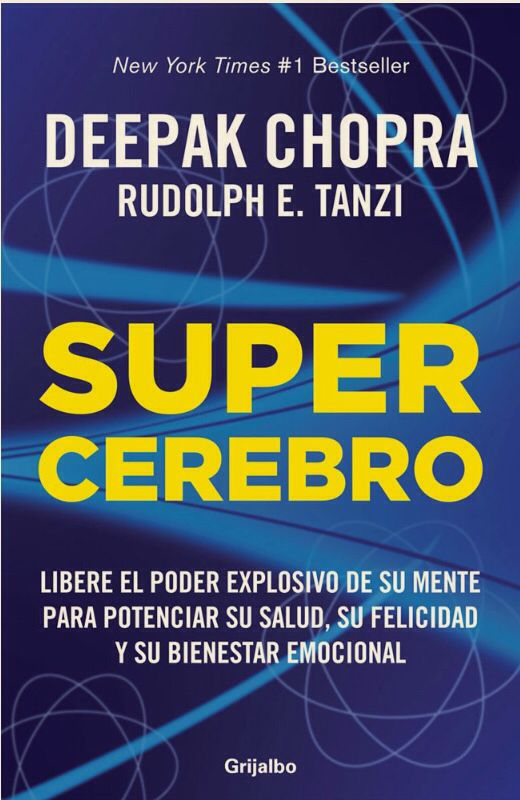 Super Cerebro - Deepak Chopra