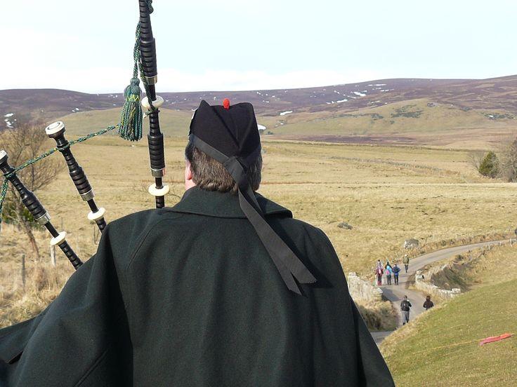 Piper send off - Cabarch