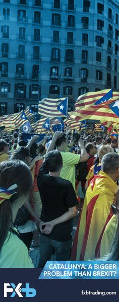 On Sunday the people of Catalunya voted overwhelmingly for independence, some 2 million from 2.3 million votes cast (5 million were eligible to vote), in what the Spanish government had already declared an illegal vote.  #education #articles #CFD #Gold #Oil #FXB #FXBTrading #bonus #trading #forex #mt4 #mt5 #demo
