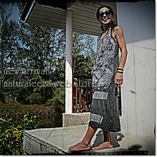 Summer Goa Prints Dress http://naturaleeza.com/?pid=56423121