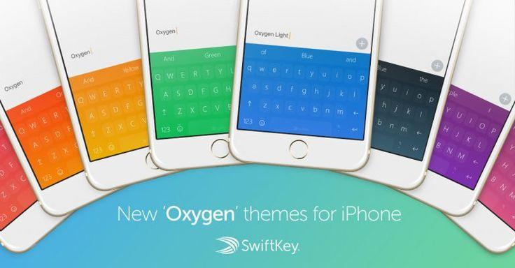 SwiftKey Actualización Trae Emoji de Predicción, 'Oxígeno' Temas, y Más Idiomas
