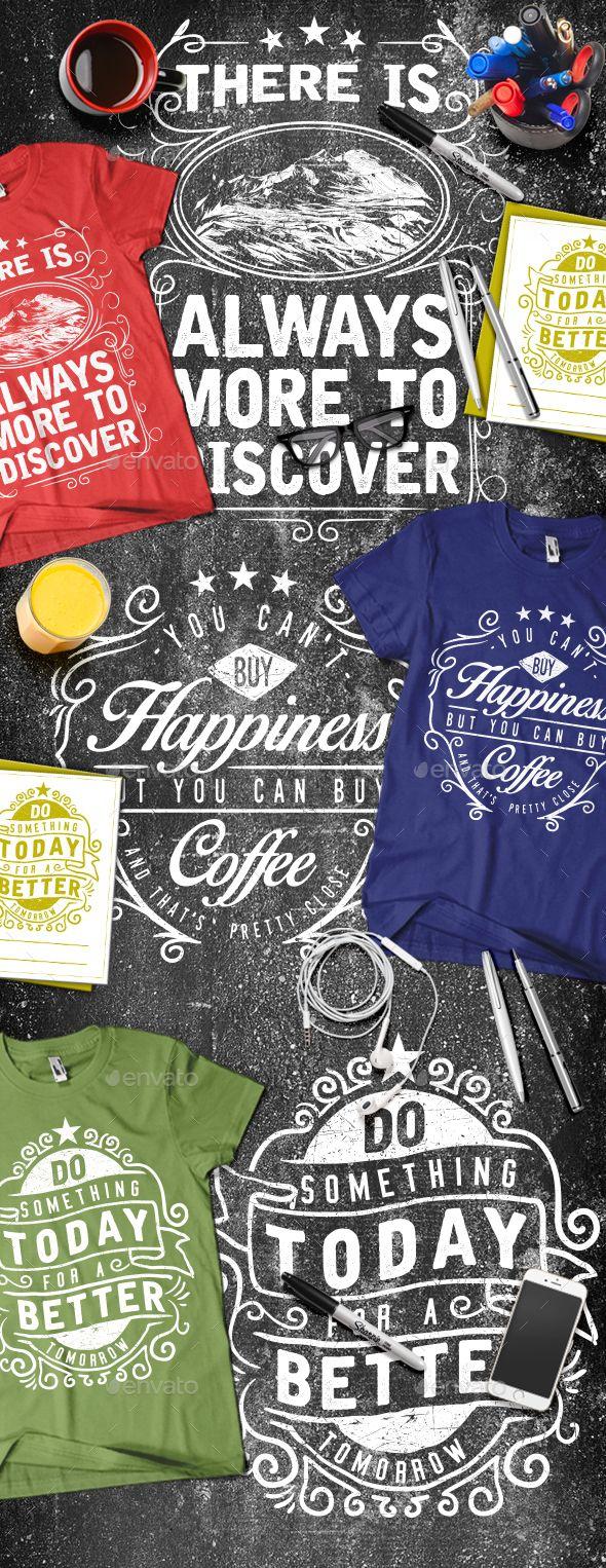 Desain t shirt racing - 3 Typography T Shirt Vector Eps Ai Design Donload Http