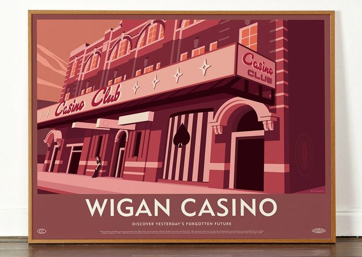 With its infamous all-nighters and huge sprung dance floor, Wigan Casino was the epicentre of Britain's Northern Soul music scene from 1973 - 1981, beating New York's Studio 5 to be named Best Disco in the World by Billboard Magazine in 1978. In 1981 the local council refused to extend the club's...