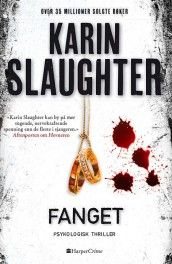 Fanget av Karin Slaughter (Innbundet)