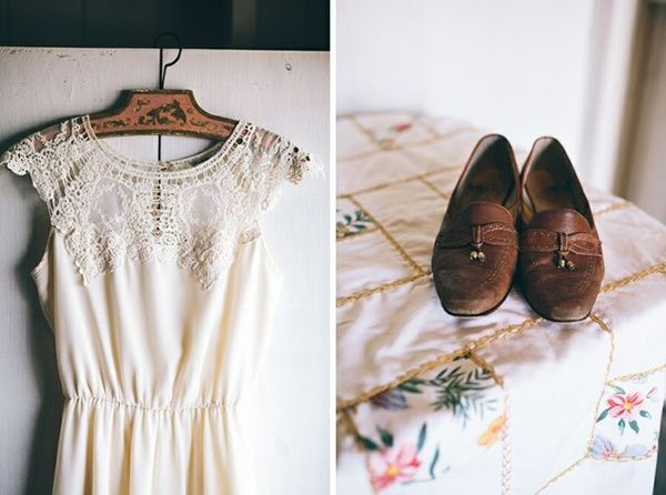 A Relaxed and Dreamy DIY Wedding by Woodnote Photography - Wedding Party