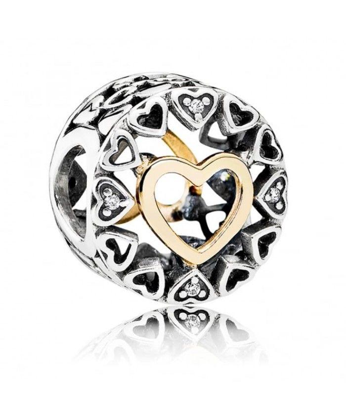 Pandora Circle Of Love Charm Pandora Wedding Charms Pandora Bracelet Charms Pandora Silver