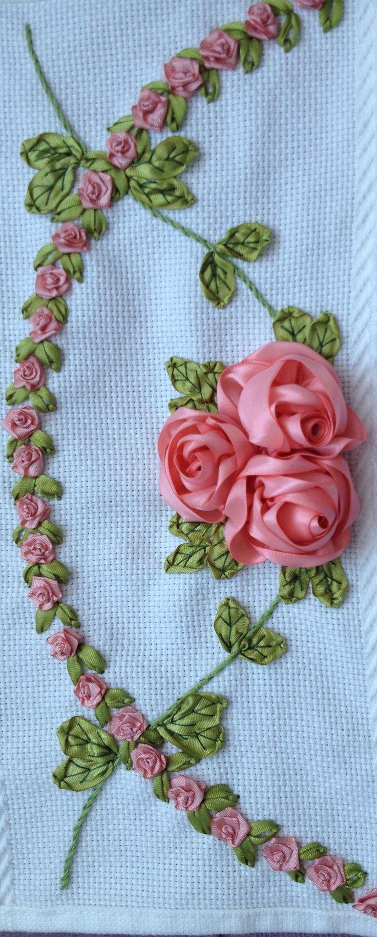 Güllerim (minik havlu)