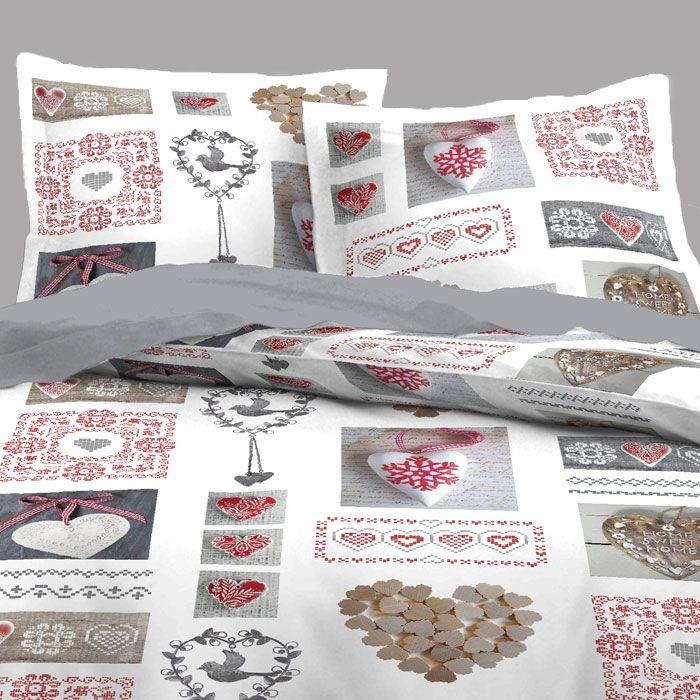 1000 images about housses de couette romantiques on pinterest. Black Bedroom Furniture Sets. Home Design Ideas