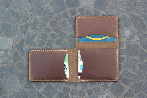 Triptych Wallet