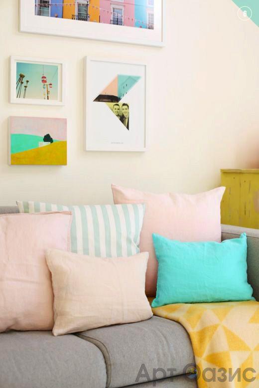 Модульные картины и постеры пастелью - это красивое и нежное решение для любой комнаты в доме. Многие люди обожают украшать пастельными тонами свои стены в интерьерах. На протяжении многих лет такая тональнось применялись для дизайна в стилях прованс, кантри, ретро и винтаж, но сегодня он легко может быть внедрён и в современные стили, а также и в поп-арт. Такое решение будет смотреться благородно и уютно. Начните преображать свой интерьер, задавая ему настроение и акценты пастельными…