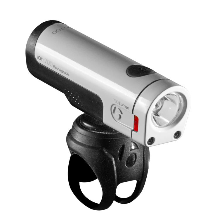 Bontrager: Ion 700 USB Headlight (Model #10945) rechargeable!  but pricey