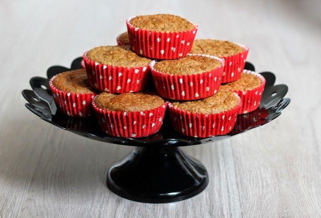 Ellan reseptit: Terveelliset aamiaismuffinssit