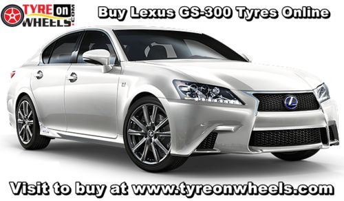Buy Lexus GS-300 Tyres Online in Low Prices with Free Shipping across India also get fitted by Mobile Tyre Fitting Vans at the doorstep http://www.tyreonwheels.com/car/tyres/Lexus/GS-Series/GS-300/car_manufact/vm/5/New-Delhi