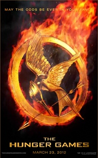 May the odds be ever in your favor...I'm really looking forward to seeing this!
