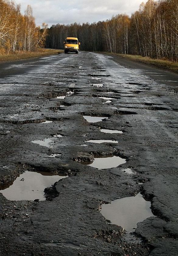 The Russian Roads to Omsk