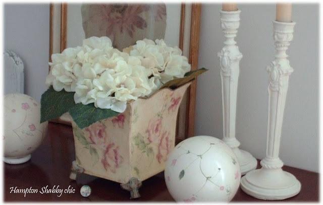 Flores artificiales/Artificial Flowers