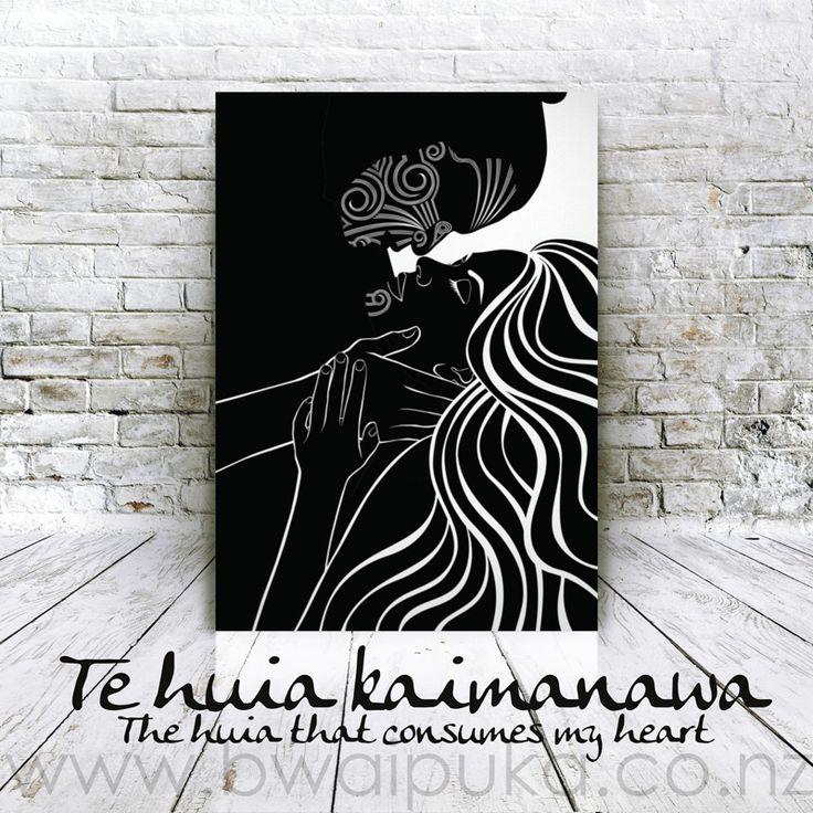 Title: Whatumanawa.  Niu Maori Oracle cards.