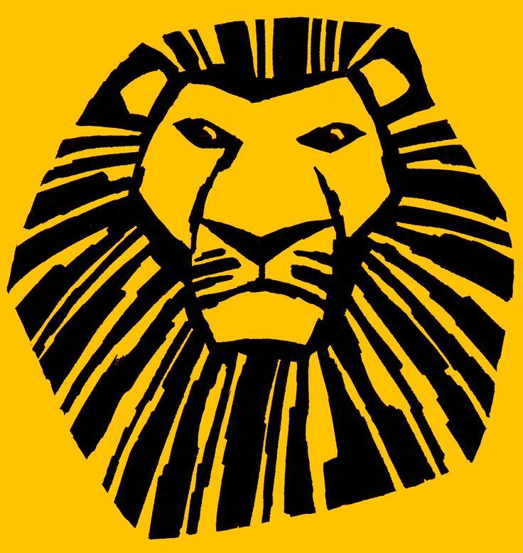lion king logo
