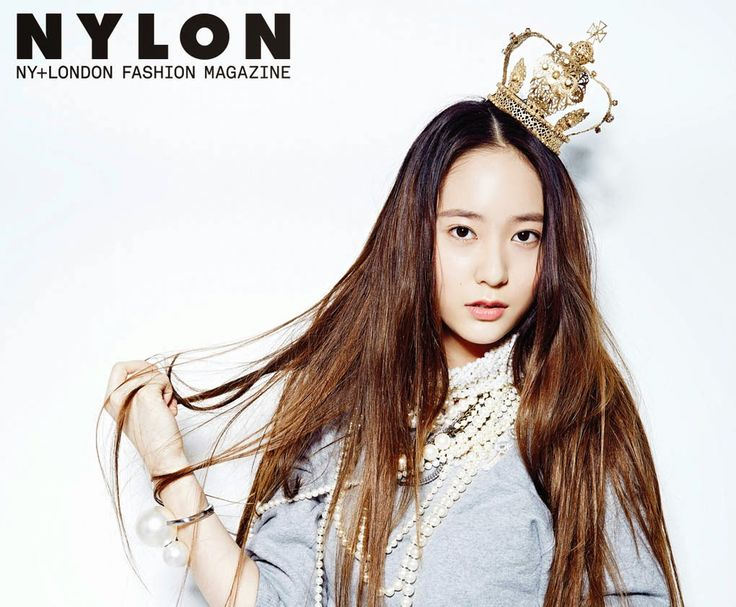 Jessica SNSD and f(x) Krystal - Nylon Magazine June Issue 2014