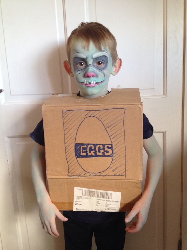 36 best images about Box Troll Costume Ideas on Pinterest