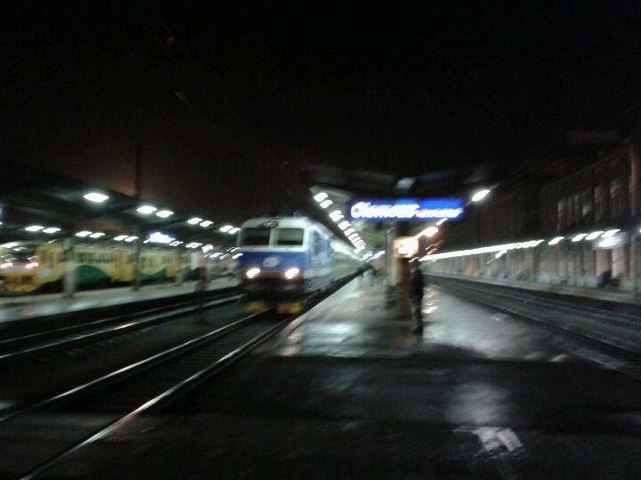 Olomouc hlavní nádraží ve městě Olomouc, Olomoucký