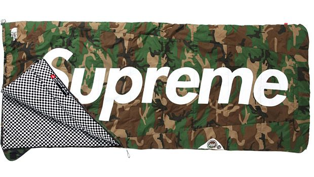 The North Face x Supreme Sleeping Bag