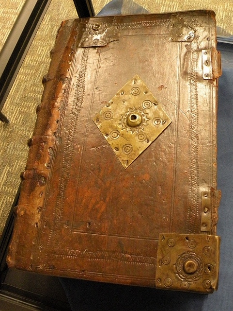 Exhibit of historic English Bibles on display at Auburn University's Ralph Brown Draughon Library