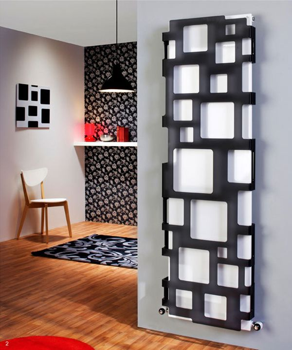 30 Modern Radiators That Beautify Your Space Design