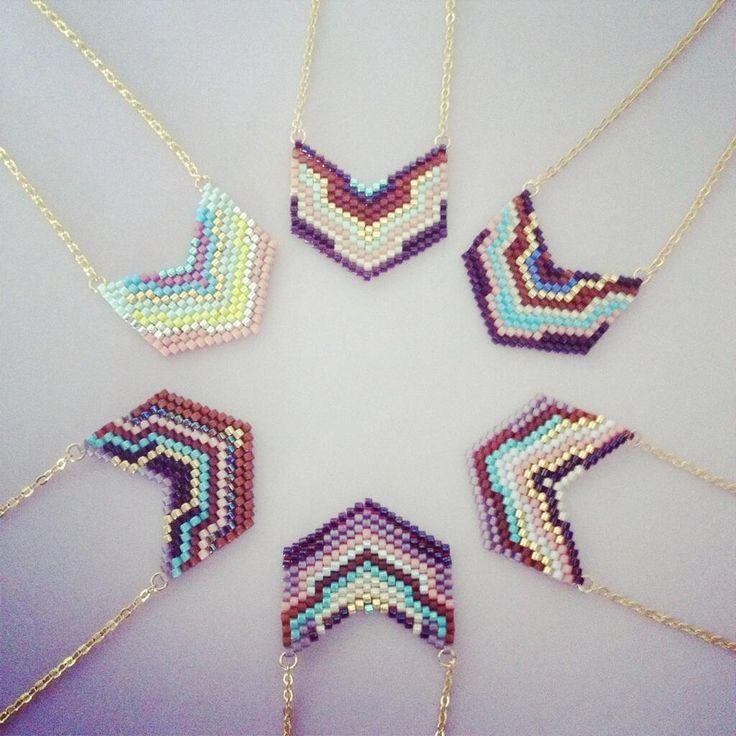 Collier à perle