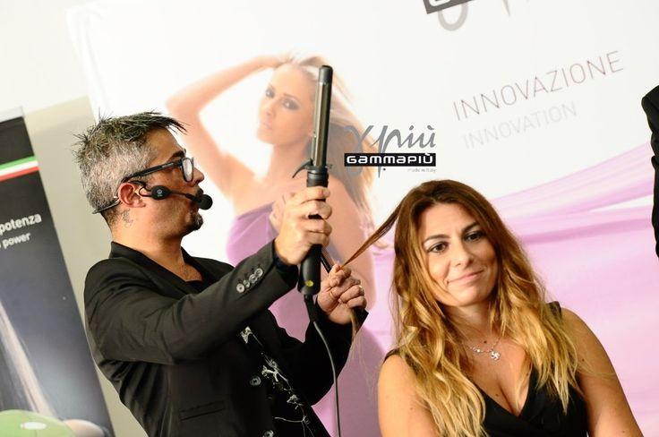 Gamma Più Hair Show 2014 - Sardinia 2014
