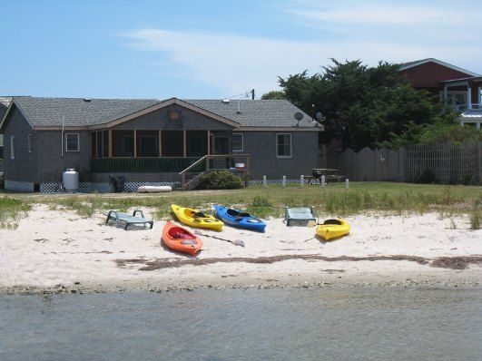 Outer banks vacation rentals ocracoke vacation rentals for Hatteras cabins rentals