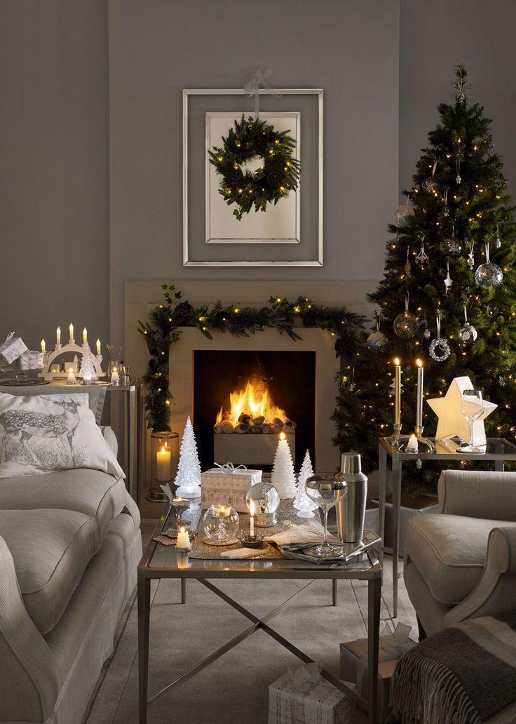 Idee Decor Natale 2015: Christmas with Laura Ashley   Shabby Chic Mania by Grazia Maiolino