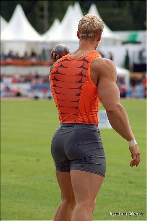 from Abraham gay pictures male atheletes