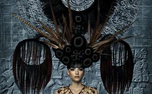 Avant Garde Hairstyles by Arnostyle are Awesomely Futuristic #hairstyles trendhunter.com