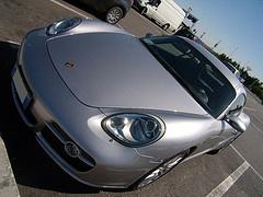 Porsche Cayman...