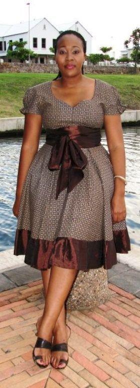 shweshwe dresses 2016 Archives - Page 13 of 14 - style you 7