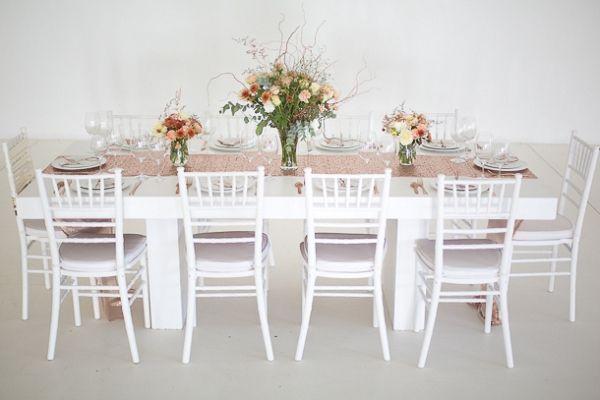 Autumn Glamour Table Decor | Veronique Photography on @SouthBoundBride via @aislesociety
