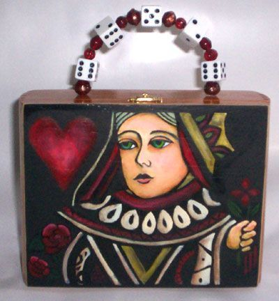 Google Image Result for http://www.ebsqart.com/Art/A-A-Fontaine/Acrylic-Paint-on-Wood-Box/368784/650/650/Queen-of-Hearts-Cigar-Box-Purse.jpg