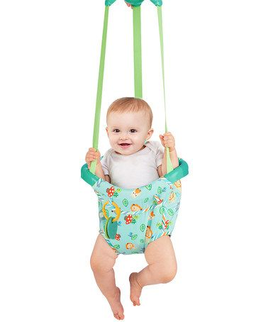 Take a look at this Playful Pals Door Jumper by Bright Starts on #zulily today!