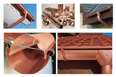 85 Best Images About Copper Gutters Rain Chain And