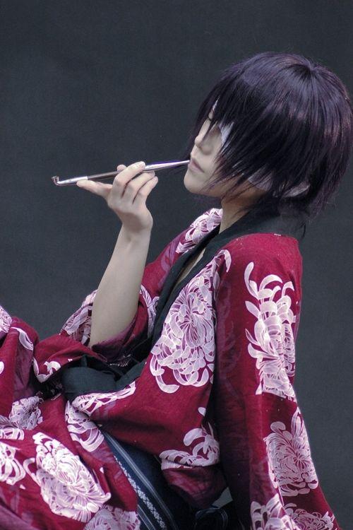 Uzura(鶉) Shinsuke Takasugi Cosplay Photo - WorldCosplay