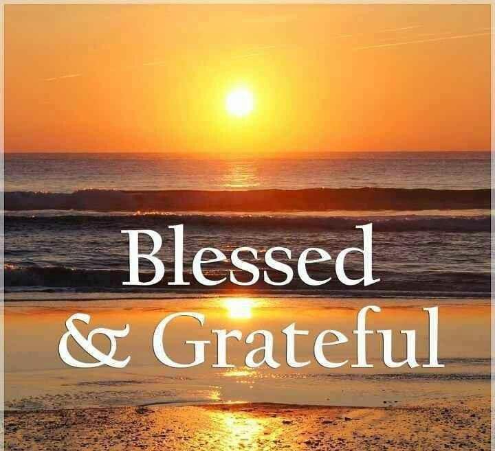 Good Sunday morning! Blessed & Grateful | God's Powerful ...  Good Sunday mor...