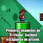 Los memes del escape del Chapo Guzman