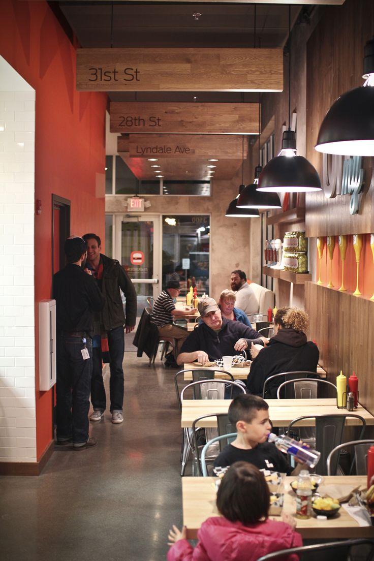 1000+ images about Burger restaurants on Pinterest
