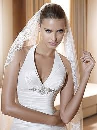 Brautkleid #Hochzeitskleid Pronovias Flash http://www.wunsch ...